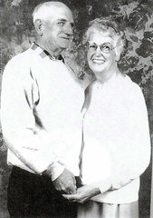 Kenneth David Lindsay Sutherland and Betty Inch