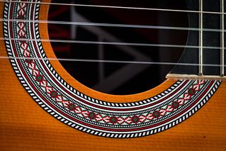 A ship's guitar