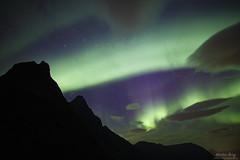 """The Home of the Trolls"" (ScenicMotion) Tags: trollstigen bispen kongen auroraborealis aurora northernlights norway møreromsdal rauma nightsky nightphotography astrophotography timelapse"