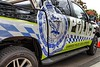 Police ute. (Ian Ramsay Photographics) Tags: camden newsouthwales australia community based toyota ute provided camdenlocalareacommand sponsored activities