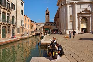 Venezia / Campo San Barnaba
