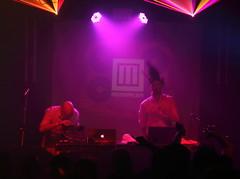 Beat:Cancer Festival: Electrowerkz, N1: 18-November 2017: Memmaker (amodelofcontrol) Tags: memmaker beatcancer electrowerkz industrial