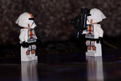 "Clone trooper portrait (Minicooperd) Tags: macromondays ""stone rhyming zone"
