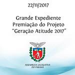 Grande Expediente - Premiação do Geração Atitude 2017