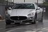 Maserati, GranTurismo, Central, Hong Kong (Daryl Chapman Photography) Tags: pm931 maserati granturismo central canon 1d mkiv 70200l rain wet hongkong china sar auto autos automobile automobiles car cars carphotography carspotting
