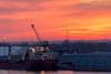 This is my delight (langdon10) Tags: autumn canada canon70d generalcargoship quebec ship stlawrenceriver sunset troisriviere cold harbour outdoors