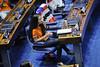 Jovem Senador 2017 (Senado Federal) Tags: plenário sessãoespecial jovemsenador2017 posse programasenadojovembrasileiro votação urna eleição mesajovem brunanericardosobrandãodf brasília df brasil bra