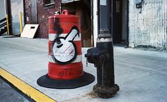 John Street (neilsonabeel) Tags: canonetql17 canonet canon rangefinder film analogue brooklyn newyorkcity