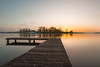 Die Havel am morgen (raschmichael) Tags: havel morgens niederneuendorf oberhavel sonnenaufgang