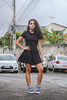 Suelane Silva, (rodolphofotografiassouza) Tags: suelane silva people gente street urban dress canon t5 50mm makeup roberta bridget beautiful