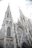 (John Donges) Tags: newyorkcity fifthavenue 5thavenue buildings skyscrapers urban stpatrickscathedral neogothic church 0531