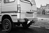 foot in boot (Tom McPherson) Tags: van boot foot urban street prank joke