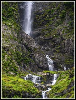 Paseando por Noruega: Cascadas de los fiordos