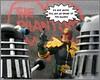 Big Trouble in the Big Meg (Boyce Duprey) Tags: judgedredd daleks 2000ad megacityone law judge