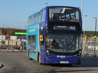 Arriva North East - 7544 - YX17NNR - ArrivaNE20170603