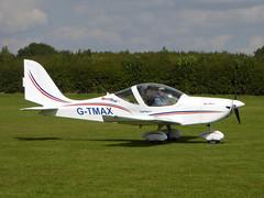 G-TMAX Evektor Aerotechnik SportStar Max cn 2010-1305 Sywell 02Sep17 (kerrydavidtaylor) Tags: orm egbk sywellaerodrome evektoraerotechnik eurostar