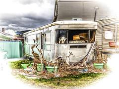 Weirdville (Steve Walser) Tags: trailer trailers traveltrailerstrailerpark spartan