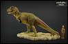 Tyrannosaurus (RobinGoodfellow_(m)) Tags: tyrannosaurus rex castagna collection 1990 1988 dinosaur prehistoric dinosauro