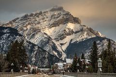 """Cascade Mountain, Banff (Susan.Johnston) Tags: """"banffavenue"""" canada """"rockymountains"""" banff alberta nature cascademountain"""