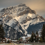 Cascade Mountain, Banff thumbnail