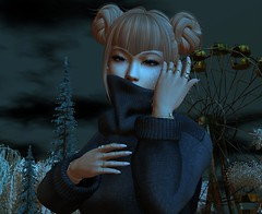 #191 It's the kind of heartache that you can feel in your bones (Saar Whitfield) Tags: secondlife avatar virtual sad thegachagarden livia avaway thechapterfour {limerence} catwa maitreya erratic deciduous emotion gacha