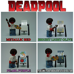 Fun With Colors (soulfilcher) Tags: lego deadpool marvel comics