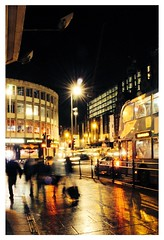 the buzz of the City (Towner Images) Tags: buzz blur city cityscape street streetscape liverpool towner merseyside colour frame frantic traffic pavement light illumination townerimages