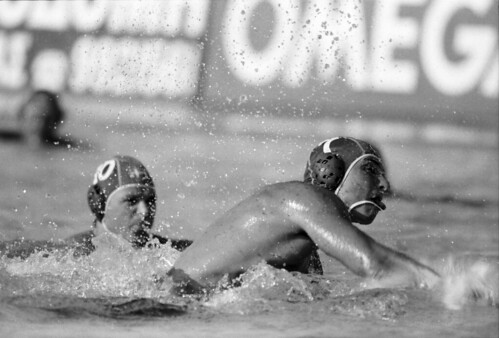 001 Waterpolo EM 1991 Athens