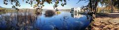Lake of Banyoles (Meino NL OFF LINE) Tags: lakebanyoles banyoles boathouse lestanydebanyoles meervanbanyoles lake meer catalunya catalonië españa spain spanje