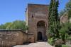 Granada_8385 (lucbarre) Tags: alhambra granada grenade spain spanish espagne andalousie bain maures maure bains palais lunmiére rayon rayons soleil sun ville city porte gate mauresque