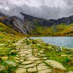 Path and lake HDR thumbnail