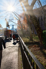 central park west early afternoon (avflinsch) Tags: ifttt 500px street sun light rays nyc central park west amnh