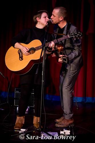 Trevor Moss and Hannah-Lou