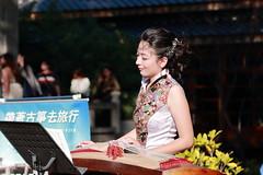 IMG_4229M 2016/02/13 道禾六藝文化館(原台中刑務所演武場)吳築瑄帶著古箏去旅行 (陳炯垣) Tags: performance musician girl