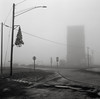 Oakesdale, Washington (austin granger) Tags: oakesdale washington palouse christmastree topography fog farming signs winter silo square film grain gf670