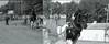 Albion Fair 2017 (rentavet) Tags: analog albionpafair kodakc41bw2 nikkormatel nikkor105mm drafthorses partialdoubleexposure