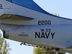"Douglas A4D-1 Skyhawk 4 • <a style=""font-size:0.8em;"" href=""http://www.flickr.com/photos/81723459@N04/38104060702/"" target=""_blank"">View on Flickr</a>"