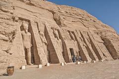 Abu Simbel (Porschista) Tags: egipte ramsesii faraón abusimbel temple