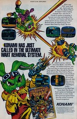 Bucky O'Hare (justinporterstephens) Tags: nintendo nes videogames ads buckyohare