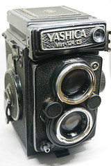 YASHICA-MAT 124 G (angelciria) Tags: yashica twinlens cámarafotografica doblelente coleccion