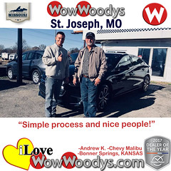 (WOWWOODYS) Tags: chevymalibu bonnersprings kansas woodysautomotivegroup stressfreecarshopping usedcarsnearkansascity