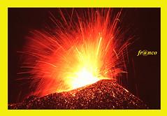 PICT0090 (fr@nco ... 'ntraficatu friscu! (=indaffarato)) Tags: italia italy sicilia sicily catania montagna mongibello monte etna cratere crater eruzione