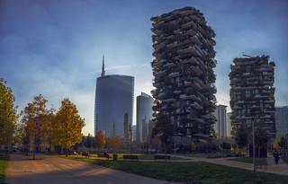 Autunno in Milano