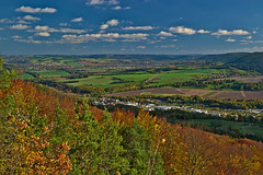 View to Saalfeld