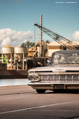 1959 Chevrolet Bel Air - Shot 8 (Dejan Marinkovic Photography) Tags: 1959 air airride american batwing bel car chevrolet chevy classic coupe impala lowrider oldstyle