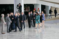 12/12/2017 - Ministro Substituto do MDIC participa da Cerimônia de Visita Oficial do Presidente da República da Macedônia, Gjorge Ivanov (mdic.gov.br) Tags: macedônia mdic palácio planalto