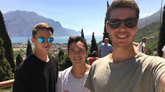 Buddies (kinglewy) Tags: italy summerlife