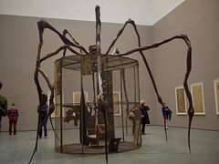 Spider (piranhabros) Tags: spider sculpture art moma newyork lousiebourgeois bourgeois