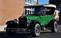 "1927 Ford Model T Touring ""Street Rod"" (Custom_Cab) Tags: 1927 ford model t modelt tourer touring car street rod hot custom green"