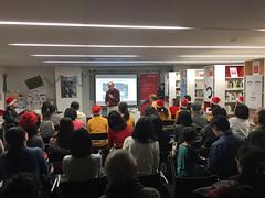 クリスマスパーティー Fiesta de Navidad (Instituto Cervantes de Tokio) Tags: institutocervantes institutocervantesdetokio fiesta navidad villancicos flamenco インスティトゥト・セルバンテス インスティトゥト・セルバンテス東京 セルバンテス文化センター セルバンテス文化センター東京 パーティー クリスマス クリスマスキャロル フラメンコ